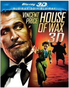 House of Wax 3D Blu-ray