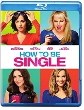How to Be Single Blu-ray Cover