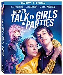How to talk to girls at parties (Blu-ray + DVD + Digital HD)