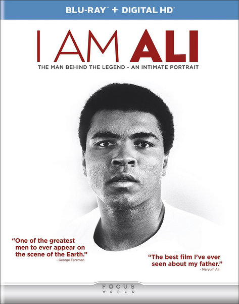 I AM ALI  Blu-ray Review