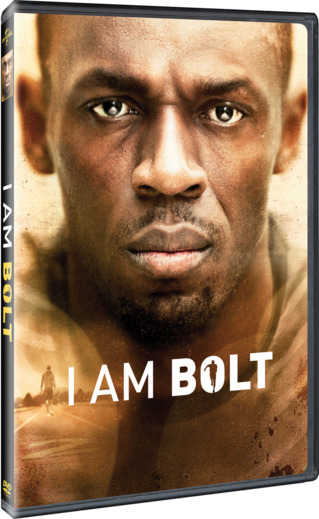 I AM BOLT DVD