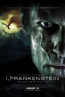 I Frankenstein  (Blu-ray + DVD + Digital HD UltraViolet Combo Pack)