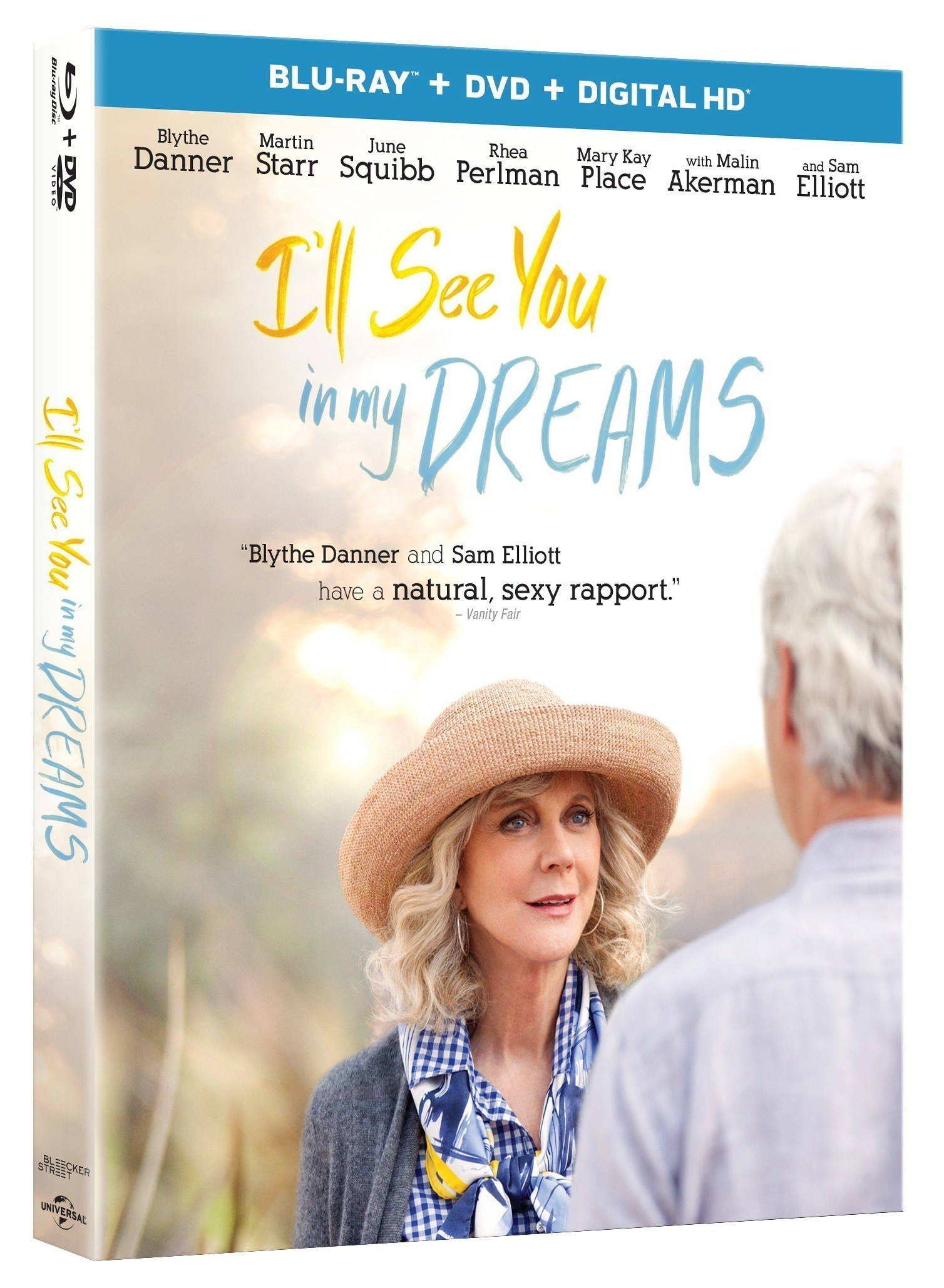 I'll See You In My Dreams Blu-ray Review