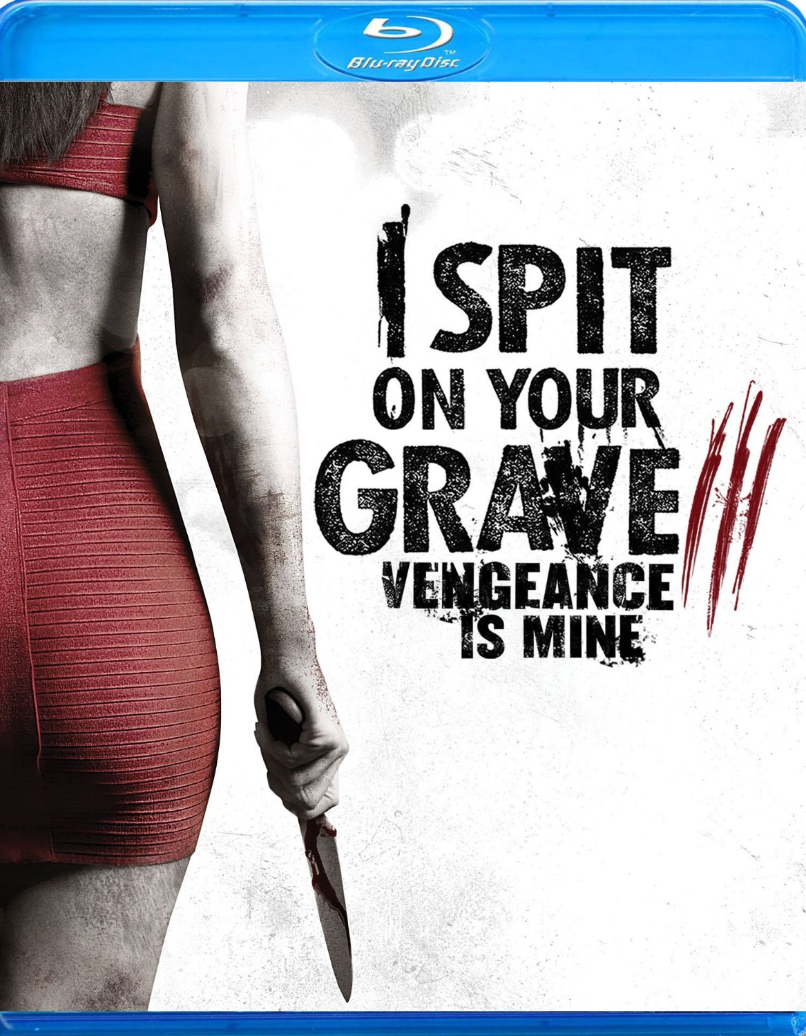 I Spit on Your Grave 3 Blu-ray Review