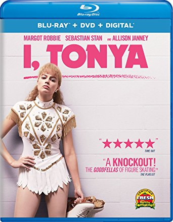 I Tonya Blu-ray