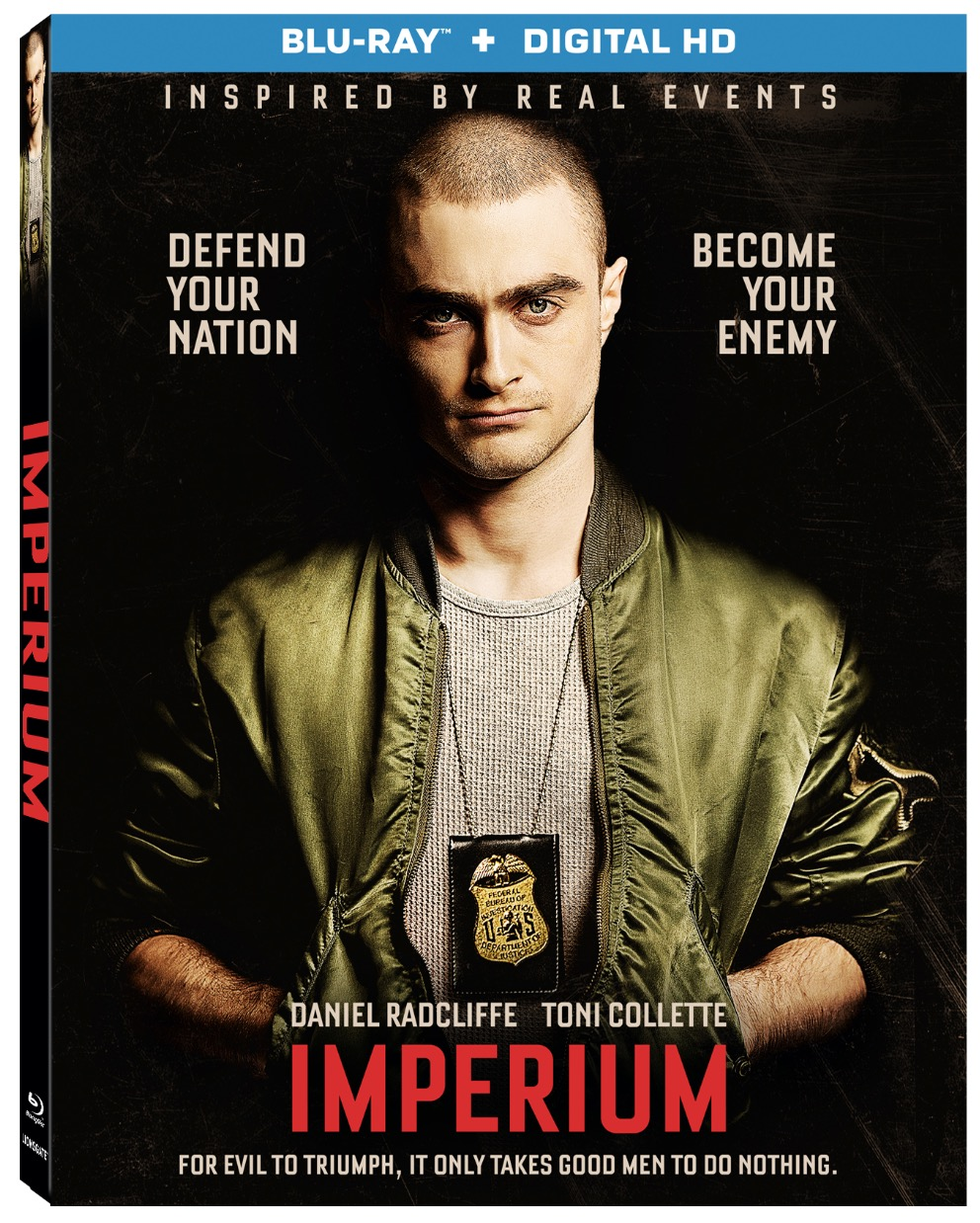 Imperium Blu-ray Review