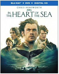 In The Heart of The Sea(Blu-ray + DVD + Digital HD)