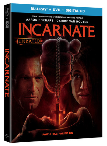 Incarnate Blu-ray Review