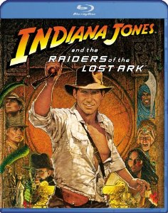 Indiana Jones and The Raiders of the lost ark  Blu-ray