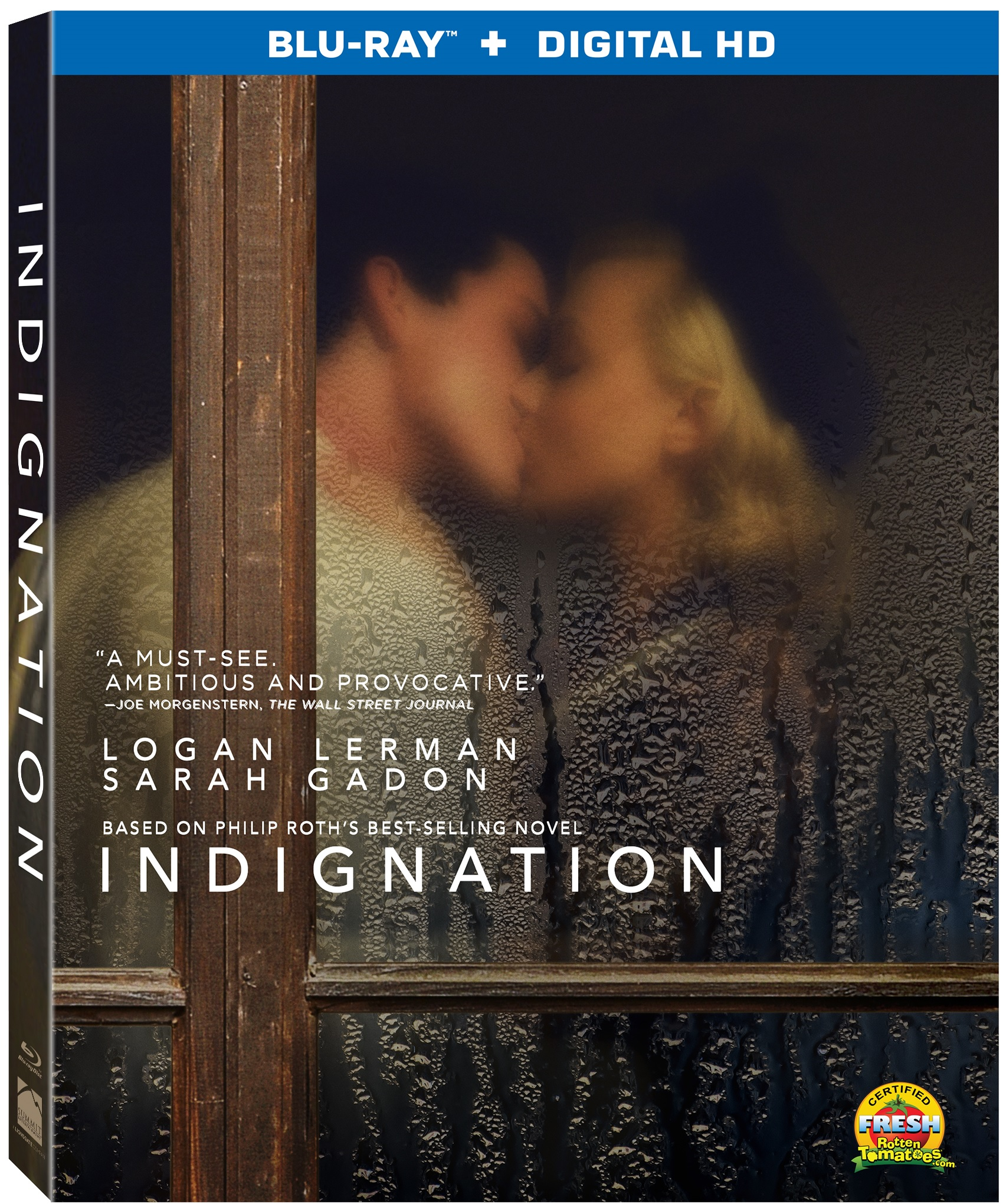 Indignation Blu-ray Review