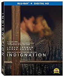 Indignation (Blu-ray + DVD + Digital HD)