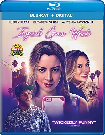 INGRID GOES WEST Blu-ray
