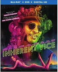 Inherent Vice (Blu-ray + DVD + Digital HD)