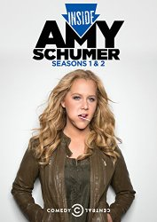 Inside Amy Schumer Season 1-2  (Blu-ray + DVD + Digital HD)