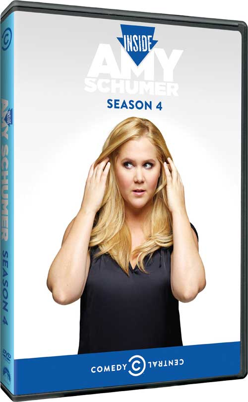 Inside Amy Schumer Season 4 DVD Review