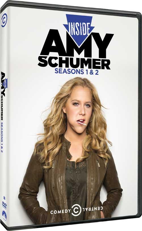 Inside Amy Shumer Season 1 & 2 DVD Review