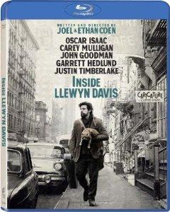 Inside LLewyn Davis Blu-ray Release