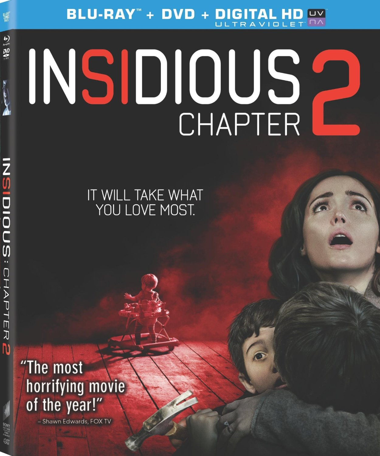 Insidious Chapter 2 Blu-ray Review