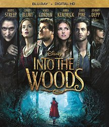 Into the Woods (Blu-ray + DVD + Digital HD)