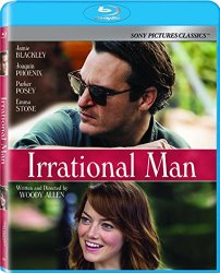 Irrational Man (Blu-ray + DVD + Digital HD)