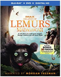 Island of Lemurs: Madagascar Blu-ray