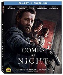 It Comes at Night (Blu-ray + DVD + Digital HD)