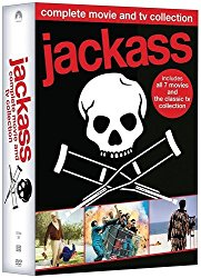 Jack ass Movie TV Collection