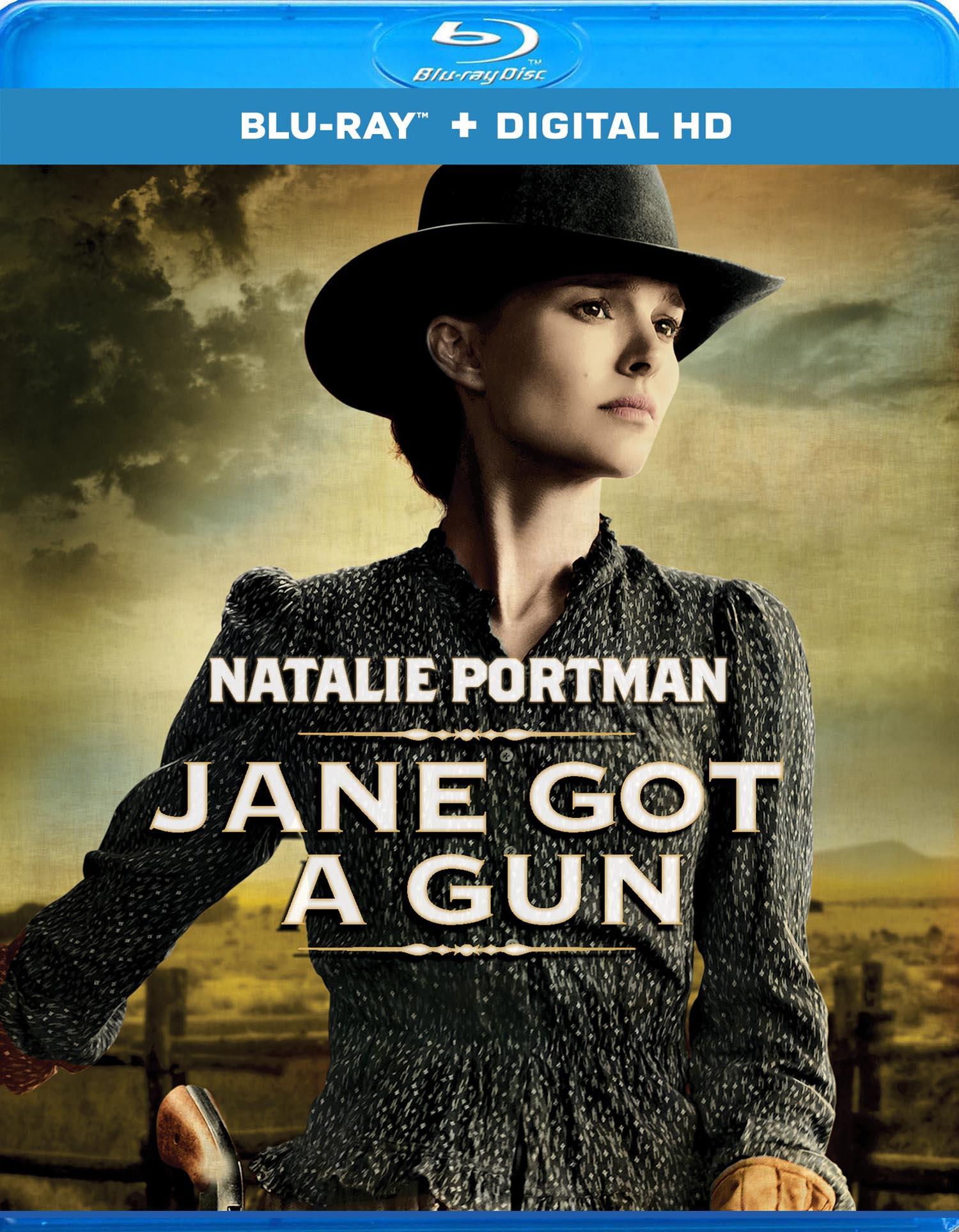 JANE GOT A GUN Blu-ray