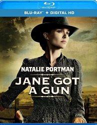 Jane Got a Gun Blu-ray Cover