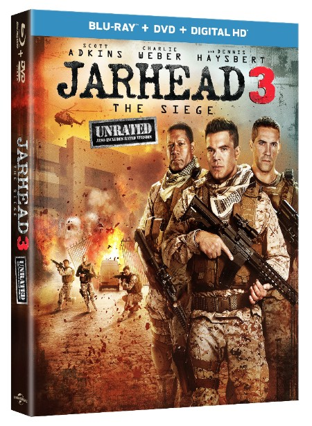 Jarhead 3 Blu-ray Review