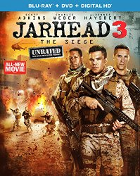 Jarhead 3 Blu-ray Cover