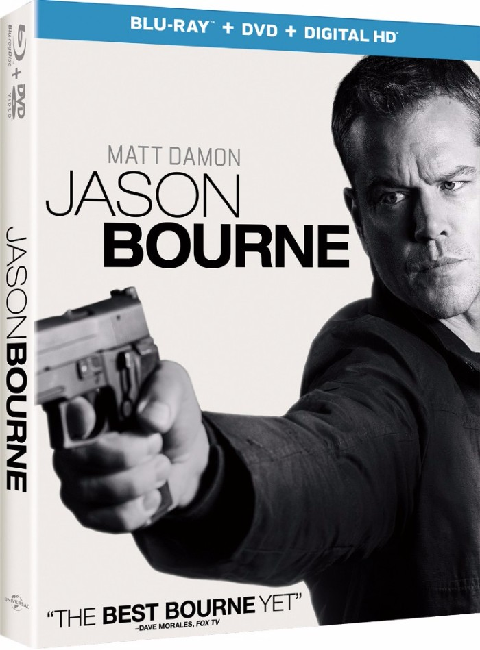 Jason Bourne Blu-ray Review