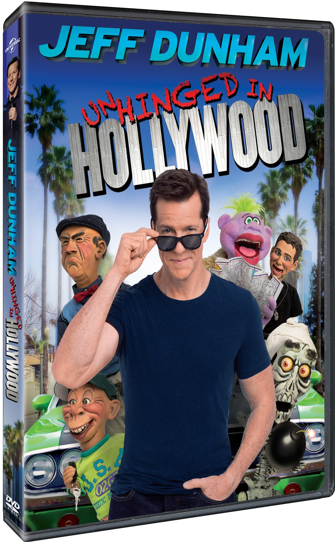 Jeff Dunham Unhinged in Hollywood DVD Review