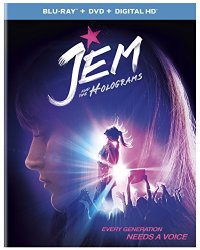 Jem and The Hollograms (Blu-ray + DVD + Digital HD)