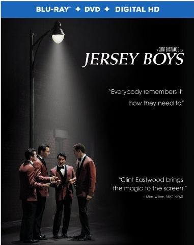 Jersey Boys (Blu-ray + DVD + Digital HD)