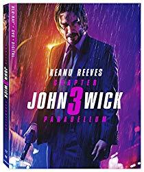 John Wick 3 (Blu-ray + DVD + Digital HD)