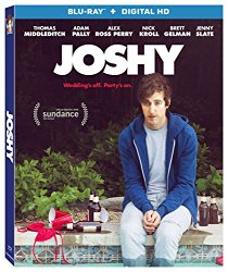 Joshy Blu-ray