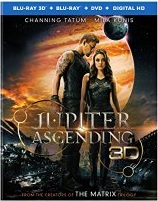Jupiter Ascending (Blu-ray + DVD + Digital HD)