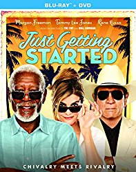 Just Getting Started Blu-ray Cover