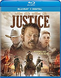 Justice (Blu-ray + DVD + Digital HD)