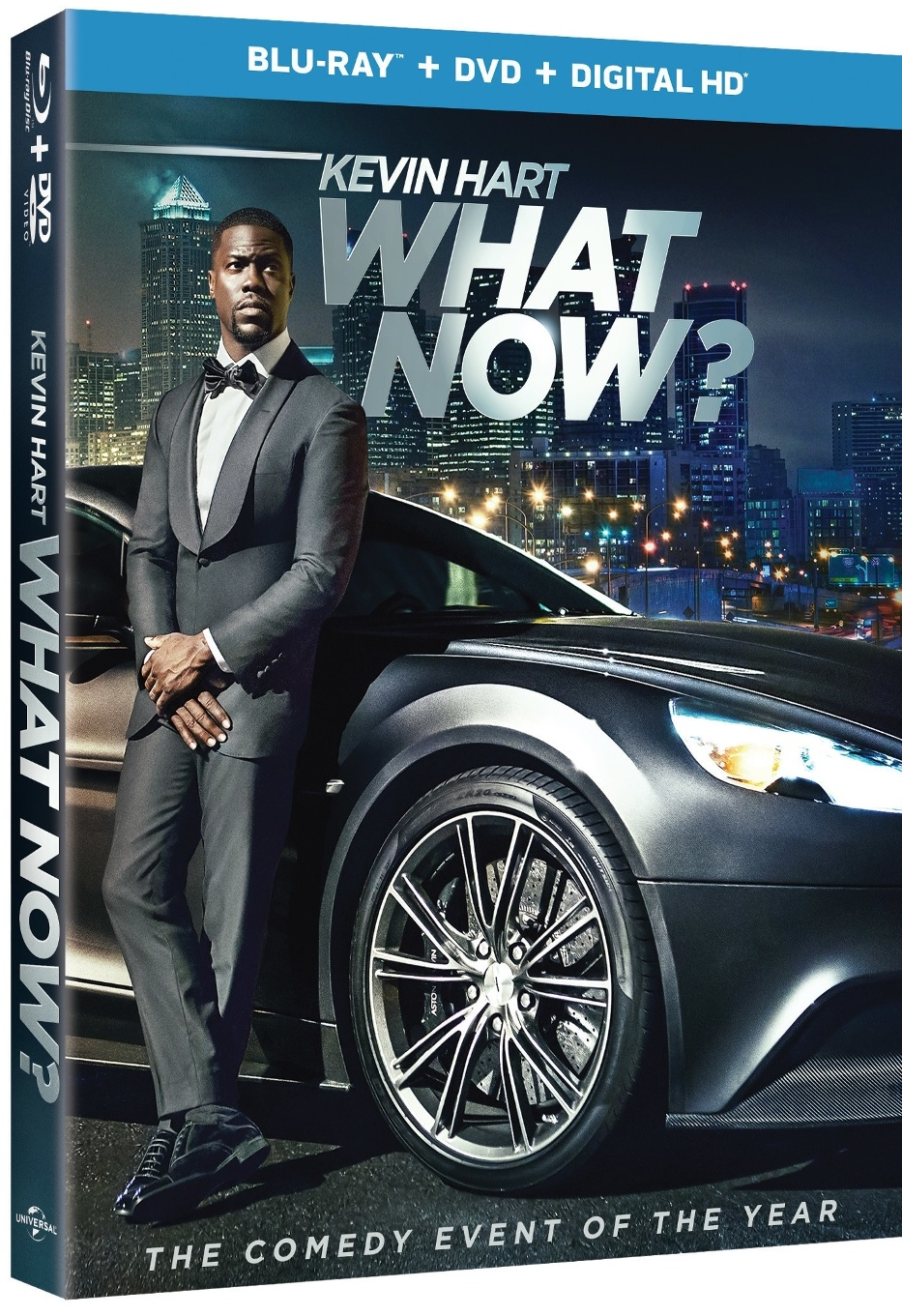 Kevin Hart What Now? Blu-ray Review