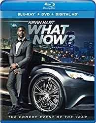 Kevin Hart What Now(Blu-ray + DVD + Digital HD)