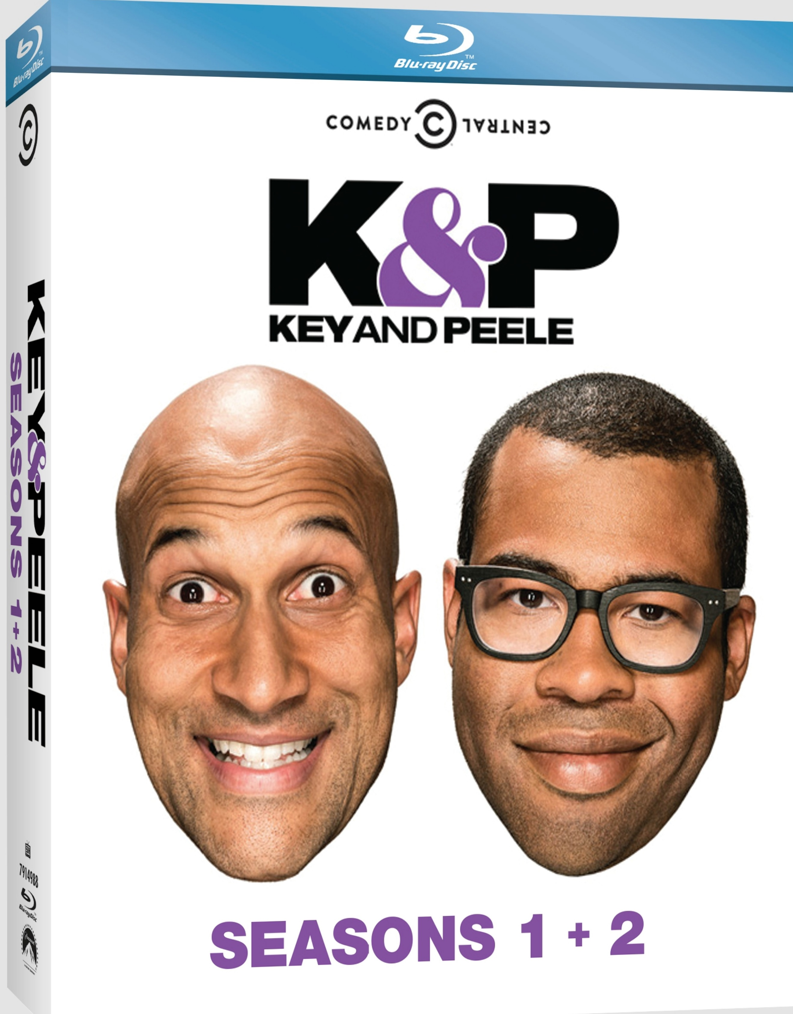 Key and Peele Season 1 & 2 Blu-ray Review