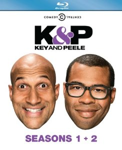 Key & Peele Season 1-2  Blu-ray Release