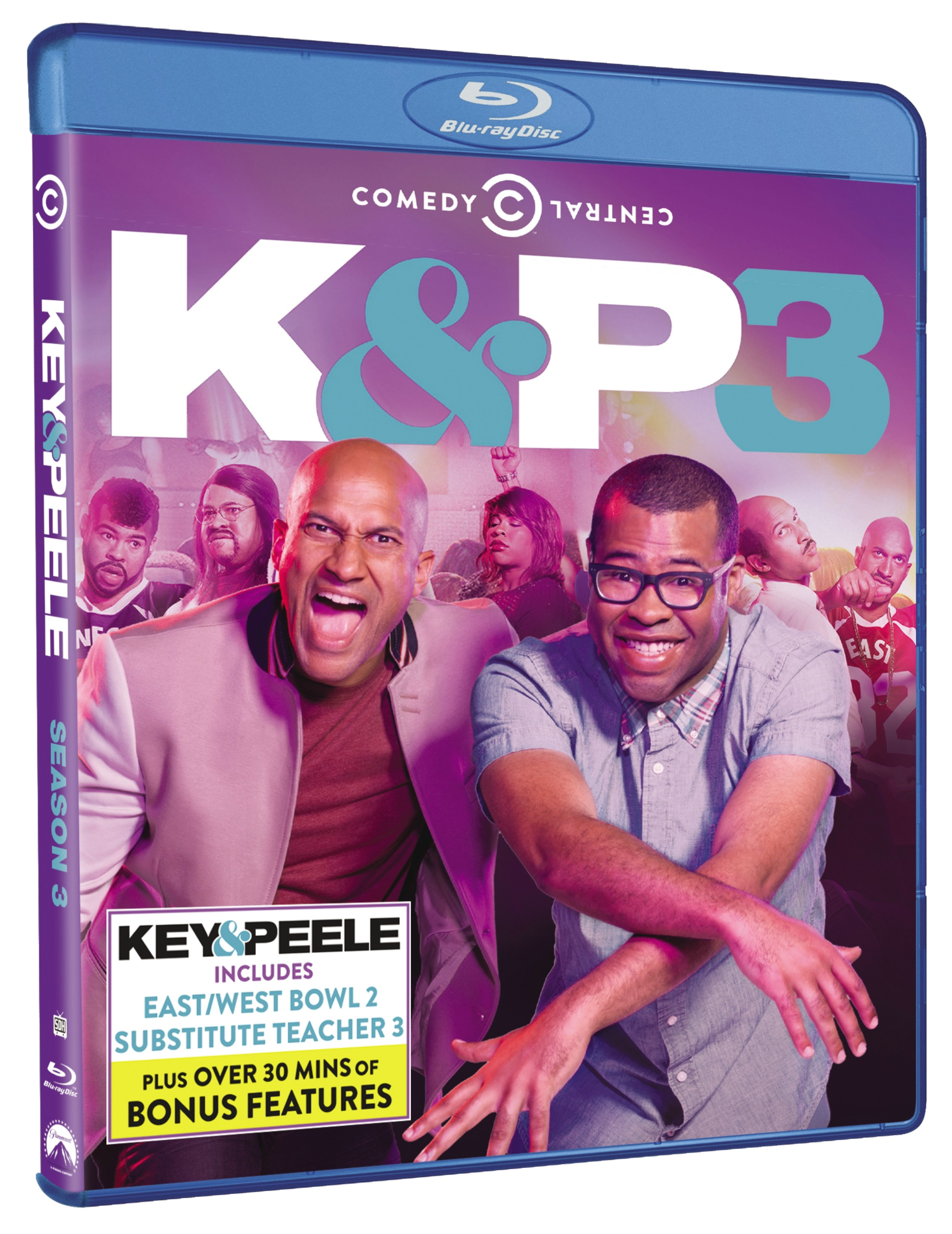 Key and Peele Season 3 Blu-ray Review