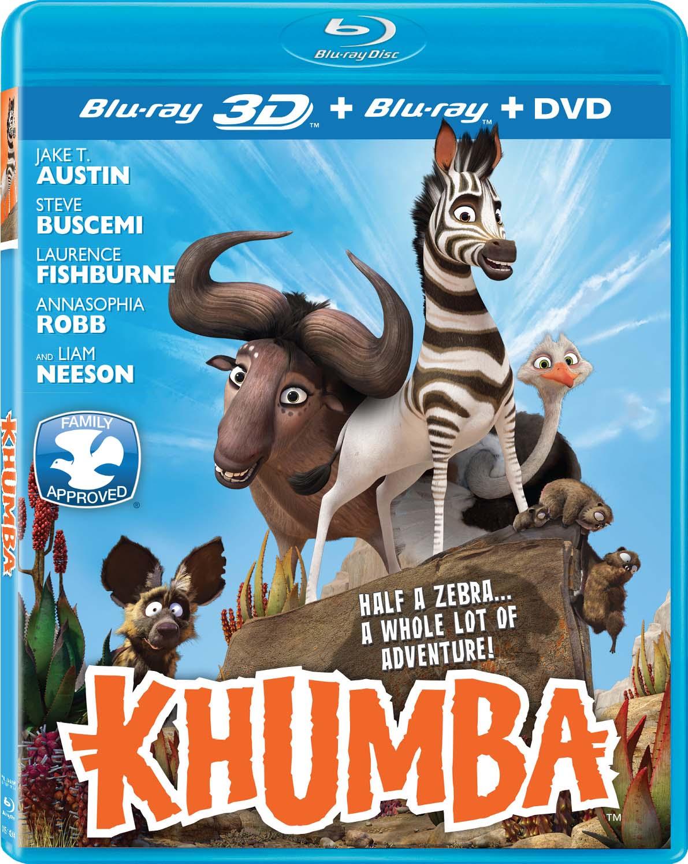 Khumba Blu-ray Review