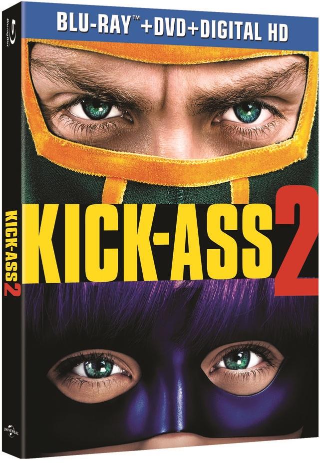 Kick-Ass 2 Blu-ray Review