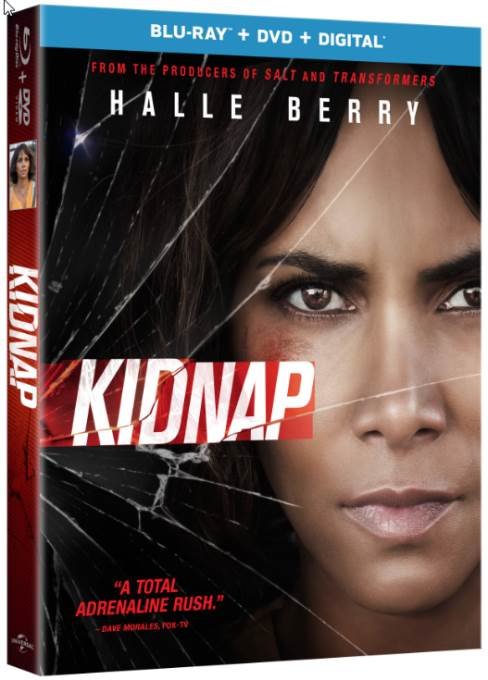 KIDNAP Blu-ray