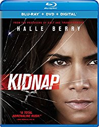 Kidnap Blu-ray Cover