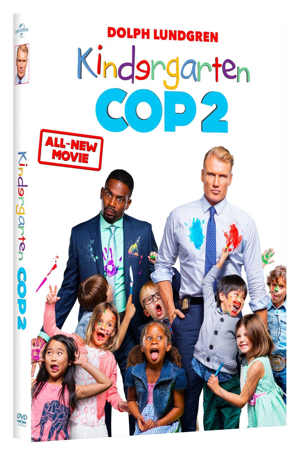 Kindergarden Cop 2 DVD Review